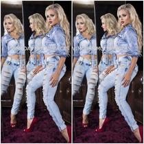 Calça Pit Bull Pitbull Jeans Levanta E Modela Bumbum