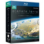 Box Documentário Planeta Terra 4 Blu-rays Dublado E Leg Ptbr