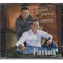 Cd Daniel E Samuel Absoluto Play-back -  E Lacrado Original