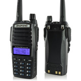 Radio Ht Dual Band Vhf Uhf Baofeng Uv-82 Bateria 5000mha Top
