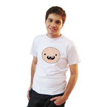 Camiseta Finn Jake - Hora De Aventura