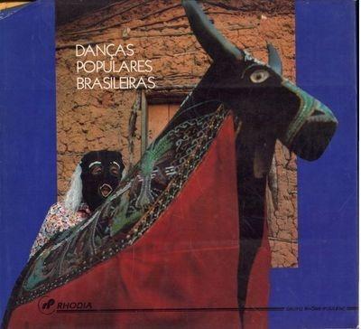Livro Danças Populares Brasileiras Nea