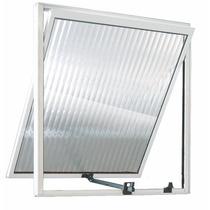 Vitro De Aluminio Branco 60x60 Maxim-ar