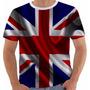 Camiseta Reino Unido Uk Union Jack Inglaterra British 3