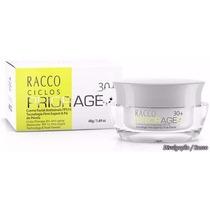 Creme Facial Antissinais Priorage 30+ Ciclos Racco - 48g