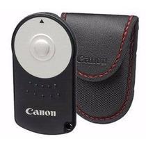 Controle Remoto Canon Original Rc 6 T3i T4i T5i 60d 70d