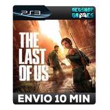 The Last Of Us - Dublado Português - Psn Ps3 - Promoção