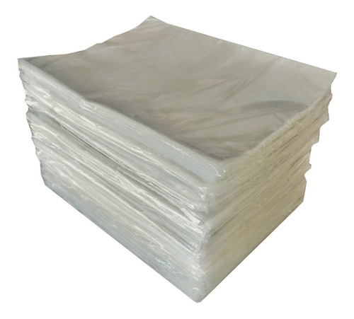 Saco Plástico Transparente Pp 30x40 150 Embalagens Aprox