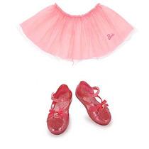 Sapatilha Infantil Grendene Barbie Ballet - 17 Ao 25 - Pink