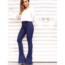 cade53ec8 Feminino Calças Jeans com os melhores preços do Brasil ...