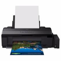 Impressora Fotográfica Ecotank Colorida L1800 Epson A3 E A3+