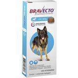 Bravecto Cães 20 A 40 Kg Envio Imediato Validade 04/2021