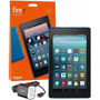 Tablet Amazon Fire Hd7 8gb 7 Alexa   Capinha Preto