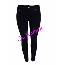 Calça Feminina Colorida Skinny Outlet Cia Fashion