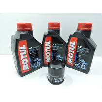 Kit Troca Oleo/filtro Harleydavidson Iron883 Motul3000 20w50