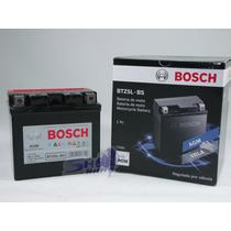 Bateria De Moto Bosch Em Gel Honda Nxr 150 Bros Es / Esd
