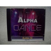 Cd Alpha Dance- Alpha Fm