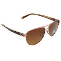 Óculos Feminino Oakley Disclosure Rose Gold Polarizado