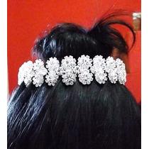 Porta Coque/tiara Para Noiva Pronta Entrega