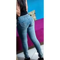 Calça Jeans Feminina Sawary