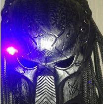 Fantasia - Monstro - O Predador - Detalhes - Máscara