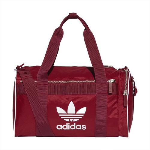 1841cd56a Bolsa adidas Originals Duffle Adicolor Média Vinho - Único -