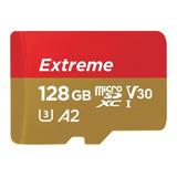 Cartão De Memória Sandisk Sdsqxa1-128g-an6ma Extreme 128gb
