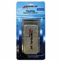 Limpador Magnético Magfloat 400 - Com Lâmina - Raspador Vidr