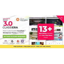 Classiera 3.0.8 Classified Ads Wordpress Theme