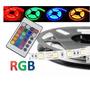 Luz Colorida De Teto Rolo 5m 300 Leds+grátis Fonte+controle