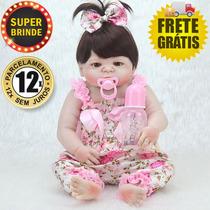 350af5ebb Busca bebe reborn de silicone sólido com os melhores preços do ...