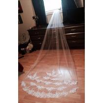 260a63407 Veu De Noiva Mantilha Longo 2.3metro Vestido Noiva Casamento à venda ...