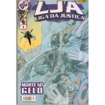Hqs. Lja - Liga Da Justiça - Nº.3 - Fev. / 2003 - Ed. Panini