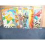 6 Gibis Super Homem Nºs 70-71-73-74-77-78 Ed.abril Equipe Fj