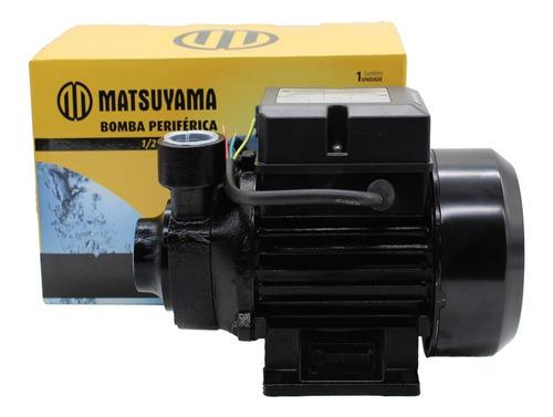 Bomba D'agua Periférica 1/2cv Mono 110v Ou 220v Matsuyama
