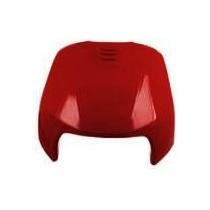 Bico Frontal Vermelho Biz 100 Ano:1998/1999/2000/2001
