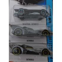 Carrinho Hot Wheels Batman Batmobile 2 Modelos Novos