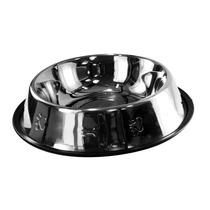 Comedouro Para Cães E Gatos ( Aço Inox) Importado ( 1600ml)