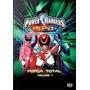 Dvd Power Rangers Força Total Volume 1 Lacrado
