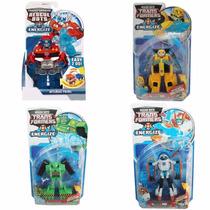 Transformers Rescue Bots Coleção Completa 4 Personagens