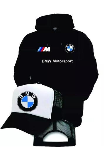 Kit Moletom Bone Trucker Bmw M3 Motorsport Blusa Promoção 74b673cf7363f