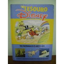 Livro Tesouro Disney Tio Patinhas E O Arco-íris Vol. 7