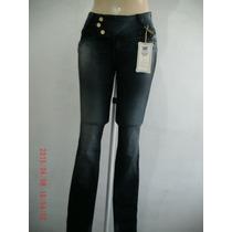 Calça Legue Jeans 3% Elastano Tam: 44 - Veste Melhor 40