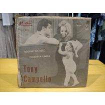 Tony Campello Boogie Do Bebe Coisinha Linda Lp Compacto