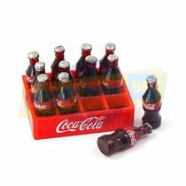 Xtra Speed Grade E 12 Garrafas Coca Cola Decorativo Dioramas