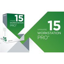 Vmware Workstation 15 Pro V2018 - (novo) + Licença Original
