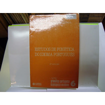 Livro - Estudos De Fonética Do Idioma Português