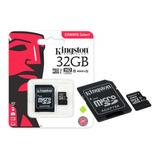 Cartão Micro Sd Ultra 32gb 80mb/s Classe 10 Lacrado Original