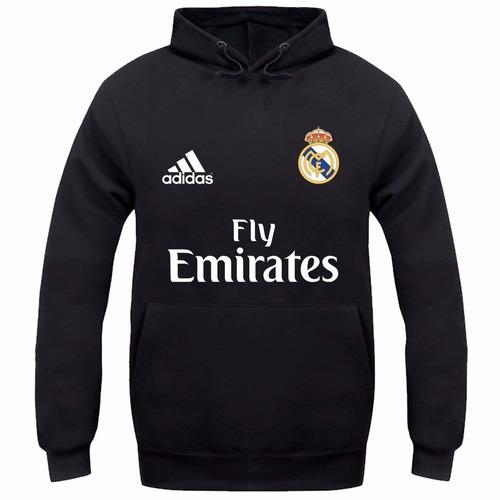 21d3e17732 Moletom Real Madrid Blusão Canguru Mega Super Oferta!