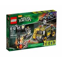 Lego 79115 Tartarugas Ninja, Novo, Pronta Entrega